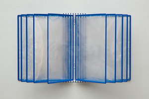 Настенный  перекидной информационный держатель, арт. 16200